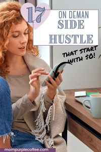 list of profitable side hustle ideas